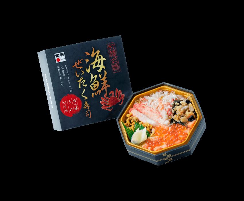 海鮮ぜいたく寿司